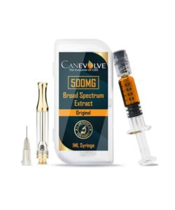 JWNBB0138X0087 250x300 - Canevolve 500mg CBD Cannabis Extract Syringe 1ml