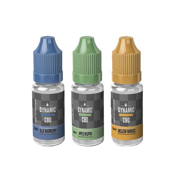 JWNBD0385X0107 3 525x525 - Dynamic CBD 100mg E-liquid 10ml