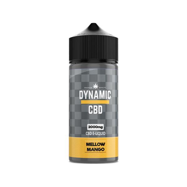 JWNBD0389X0107 525x525 - Dynamic CBD 2000mg E-liquid 100ml