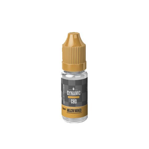 JWNBD0393X0107 1 525x525 - Dynamic CBD 100mg E-liquid 10ml