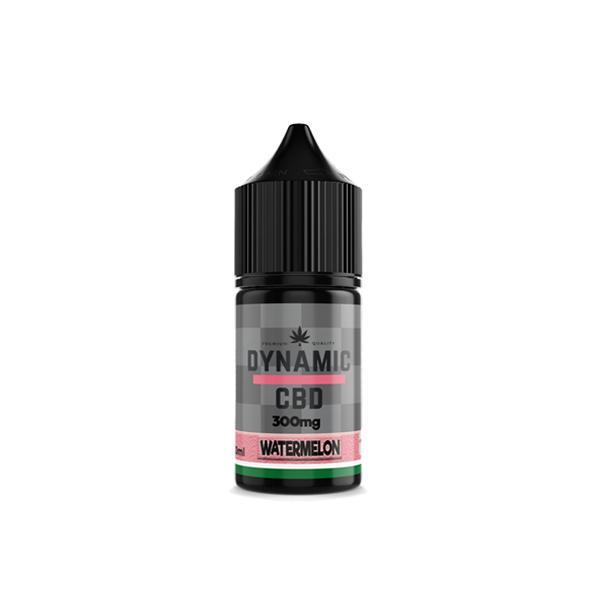 JWNBD0394X0107 9 525x525 - Dynamic CBD 300mg E-liquid 10ml
