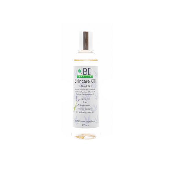 JWNBE0140X0127 525x525 - CBD Leafline 100mg CBD Skincare Oil 100ml