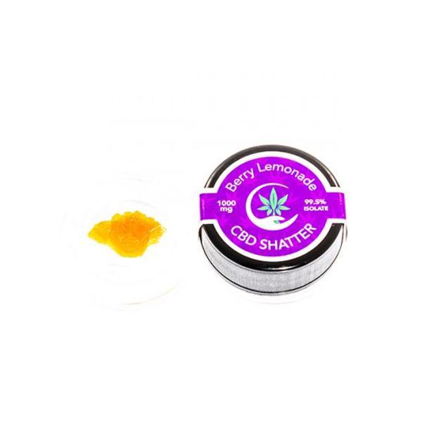 JWNBE0142X0127 525x525 - CBD Leafline 1000mg CBD Shatter (99.5%) Berry Lemonade 1g