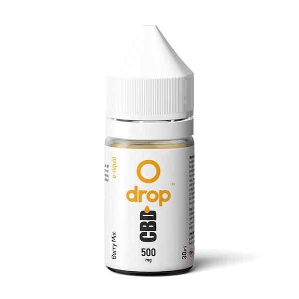 JWNBG0051X0121 525x525 - Drop CBD Flavoured E-Liquid 500mg 30ml