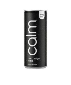 JWNBJ0162X0098 250x300 - 24 x Calm CBD 10mg CBD Zero Sugar Cola CBD Infused Drink 250ml