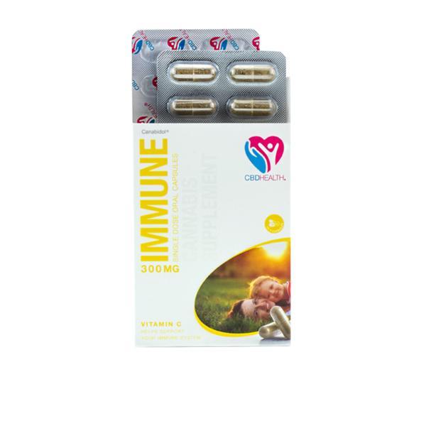 JWNBL0032X0048 525x525 - Canabidol 300mg CBD Oral Capsules 30 Caps - Immune