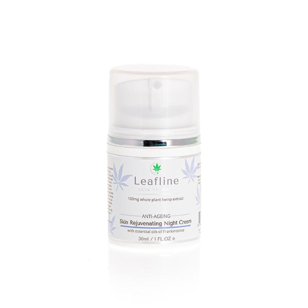 JWNBL0113X0127 525x525 - CBD Leafline 100mg CBD Skin Rejuvenating Night Cream 30ml