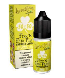 Leprechaun 50/50 Liquids 12mg 10ml (50VG/50PG) 6