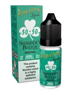 Leprechaun 50/50 Liquids 6mg 10ml (50VG/50PG) 14