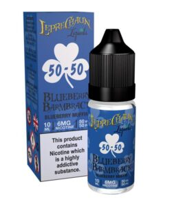 Leprechaun 50/50 Liquids 12mg 10ml (50VG/50PG) 14