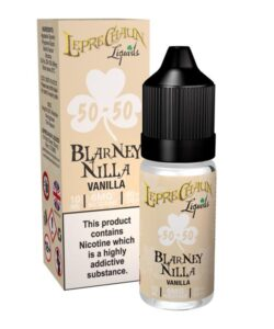 Leprechaun 50/50 Liquids 3mg 10ml (50VG/50PG) 18