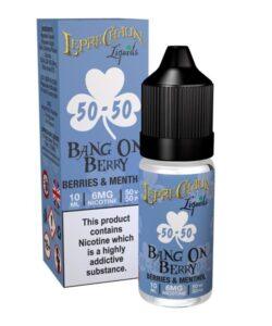 Leprechaun 50/50 Liquids 6mg 10ml (50VG/50PG) 20