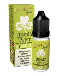 Leprechaun 50/50 Liquids 6mg 10ml (50VG/50PG) 10