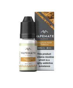 Vapemate Classic 0mg 10ml E-Liquid (70VG/30PG) 34