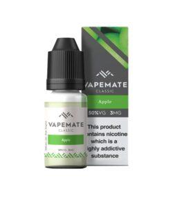 Vapemate Classic 0mg 10ml E-Liquid (70VG/30PG) 27