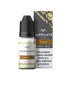 Vapemate Classic 0mg 10ml E-Liquid (70VG/30PG) 48