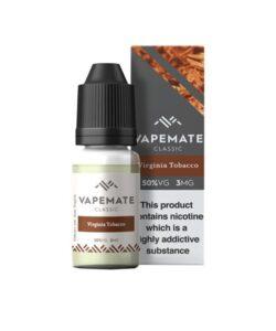 Vapemate Classic 0mg 10ml E-Liquid (70VG/30PG) 20