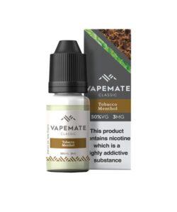 Vapemate Classic 0mg 10ml E-Liquid (70VG/30PG) 19
