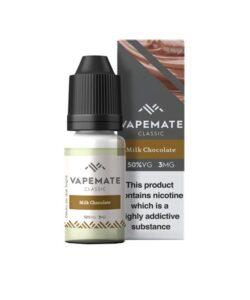 Vapemate Classic 0mg 10ml E-Liquid (70VG/30PG) 18