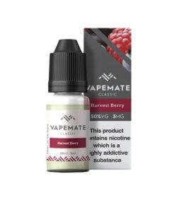 Vapemate Classic 0mg 10ml E-Liquid (70VG/30PG) 22