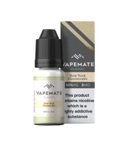 Vapemate Classic 0mg 10ml E-Liquid (70VG/30PG) 6