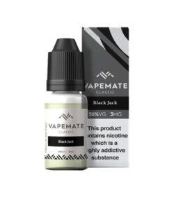 Vapemate Classic 0mg 10ml E-Liquid (70VG/30PG) 1