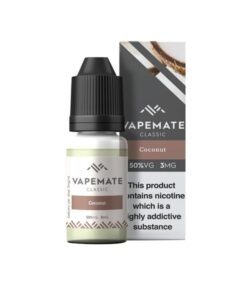 Vapemate Classic 0mg 10ml E-Liquid (70VG/30PG) 41