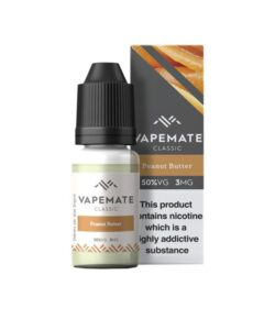 Vapemate Classic 0mg 10ml E-Liquid (70VG/30PG) 37
