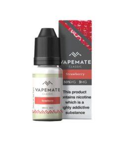Vapemate Classic 0mg 10ml E-Liquid (70VG/30PG) 25
