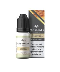 Vapemate Classic 3mg 10ml E-Liquid (70VG/30PG) 4