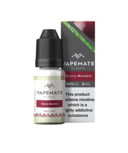 Vapemate Classic 3mg 10ml E-Liquid (70VG/30PG) 13