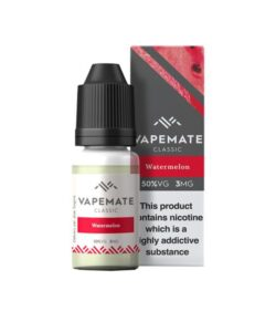 Vapemate Classic 3mg 10ml E-Liquid (70VG/30PG) 1