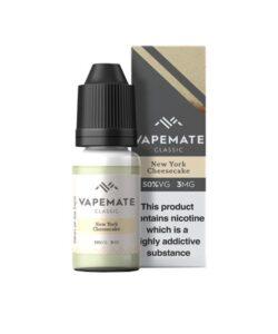 Vapemate Classic 3mg 10ml E-Liquid (70VG/30PG) 10