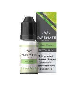 Vapemate Classic 6mg 10ml E-Liquid (70VG/30PG) 12