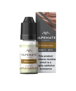 Vapemate Classic 6mg 10ml E-Liquid (70VG/30PG) 10