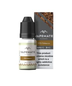 Vapemate Classic 6mg 10ml E-Liquid (70VG/30PG) 8