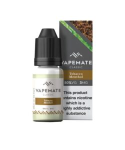 Vapemate Classic 6mg 10ml E-Liquid (70VG/30PG) 26