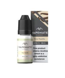 Vapemate Classic 12mg 10ml E-Liquid (70VG/30PG) 8
