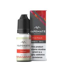 Vapemate Classic 18mg 10ml E-Liquid (70VG/30PG) 7