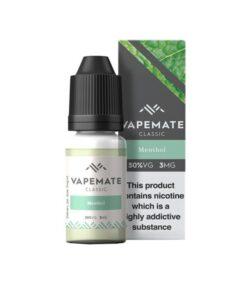 Vapemate Classic 18mg 10ml E-Liquid (70VG/30PG) 30