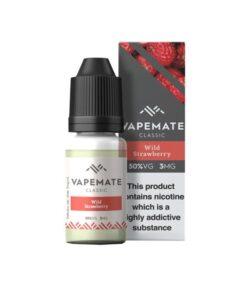 Vapemate Classic 18mg 10ml E-Liquid (70VG/30PG) 9
