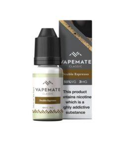 Vapemate Classic 18mg 10ml E-Liquid (70VG/30PG) 8