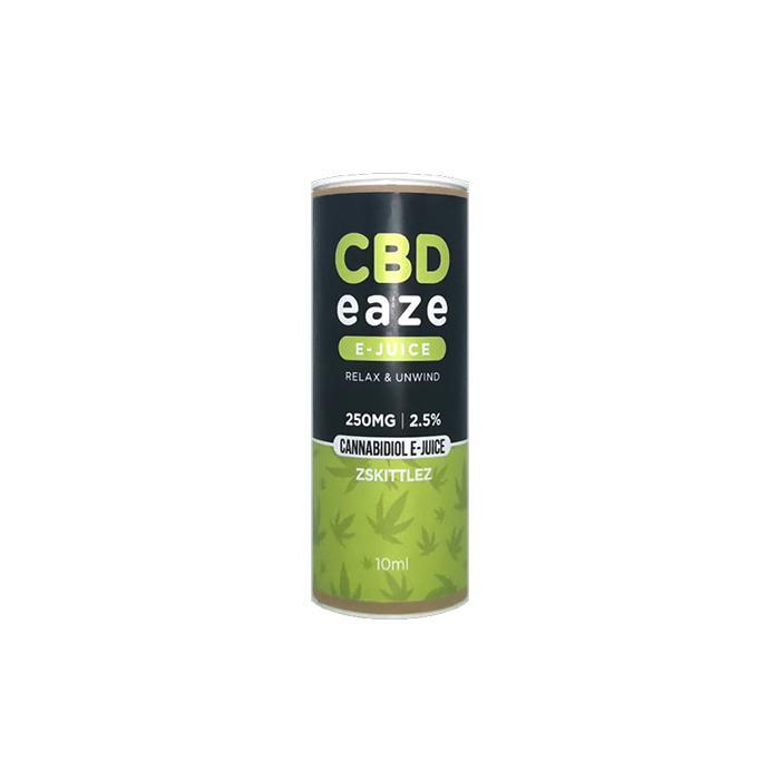 JWNCBDEaze250MG25CBD10mlELiquid1 3 525x525 - CBD Eaze 250MG CBD 10ml E-Liquid