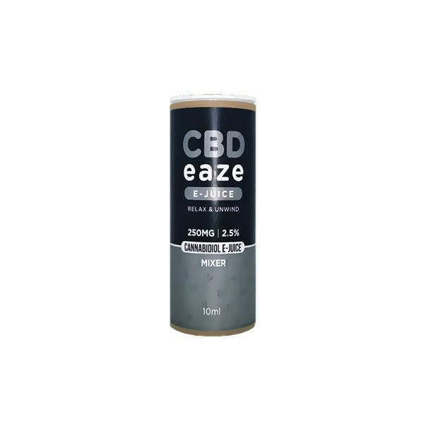 JWNCBDEaze250MG25CBD10mlELiquid2 5 525x525 - CBD Eaze 250MG CBD 10ml E-Liquid