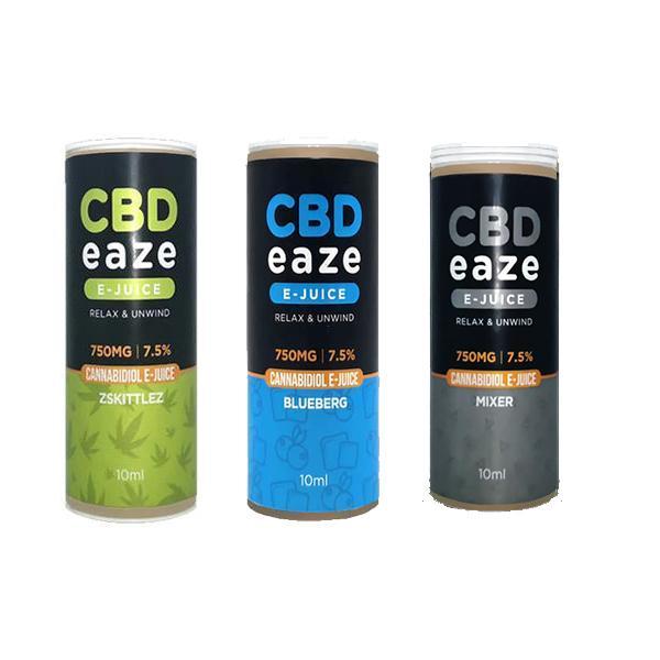 JWNCBDEaze750MG75CBD10mlELiquid3 7 525x525 - CBD Eaze 750MG CBD 10ml E-Liquid