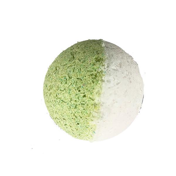 JWNCBDLceafBathBombRelaxation 525x525 - CBD Leaf 100mg CBD Bath Bomb -  Relaxation