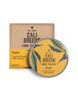 JWNCaliGreens300mgCBDBalm 250x300 - Cali Greens 300mg CBD Cocoa Orange Balm 60ml