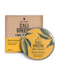 JWNCaliGreens500mgCBDTouch 250x300 - Cali Greens 500mg CBD Body Butter Cocoa Orange 100ml