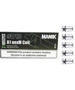 JWNManikMeshReplaceCoils4 250x300 - Wotofo Manik Replacement Mesh Coils D11/D13/D14/D15