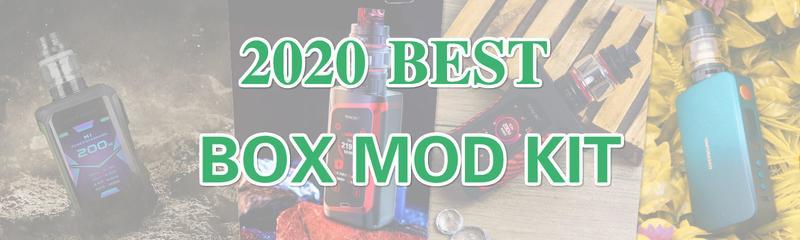 Best Box Mod Kit 2020 - Best Box Mod Kit 2020